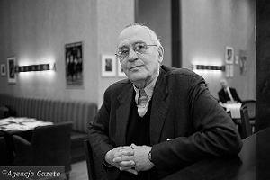 Zmarł Bohdan Paczowski, niedoszły projektant Muzeum Historii Polski