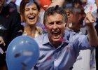 Mauricio Macri nowym prezydentem Argentyny. Pozbawi� w�adzy rodzin� Kirchner�w