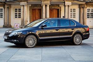 Od BMW, Audi i Mercedesa woli Skod�