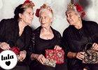 Dolce&Gabbana stawia na bardzo dojrza�e modelki 80+. Wci�� pi�kne?
