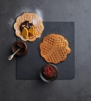 Krem orzechowo-czekoladowy zkarobem imlekiem sojowym