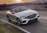 Mercedes klasy E Cabriolet
