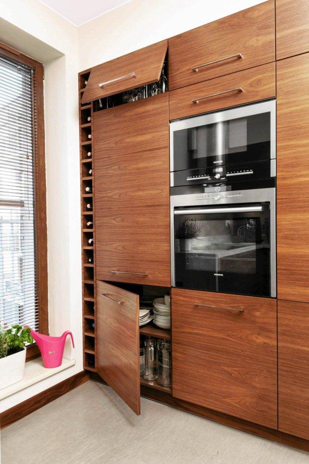 Kuchnia w bloku proste otwarcie