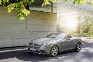 Mercedes SLC | �wie�szy wygl�d i nowa nazwa