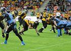 Topliga futbolu amerykańskiego - zwycięstwo Panthers Wrocław w finale