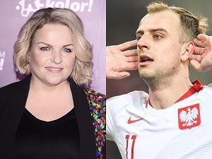 Katarzyna Bosacka, Kamil Grosicki