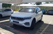 Nowy Volkswagen Touareg bez kamuflażu