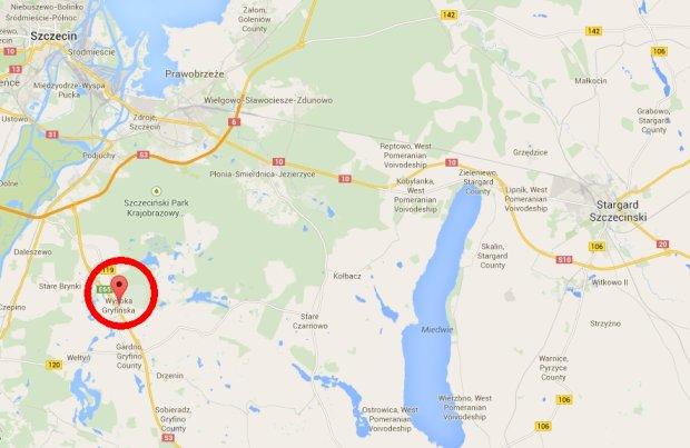 Tragiczny wypadek na S3 ko�o Szczecina. Nie �yj� trzy osoby
