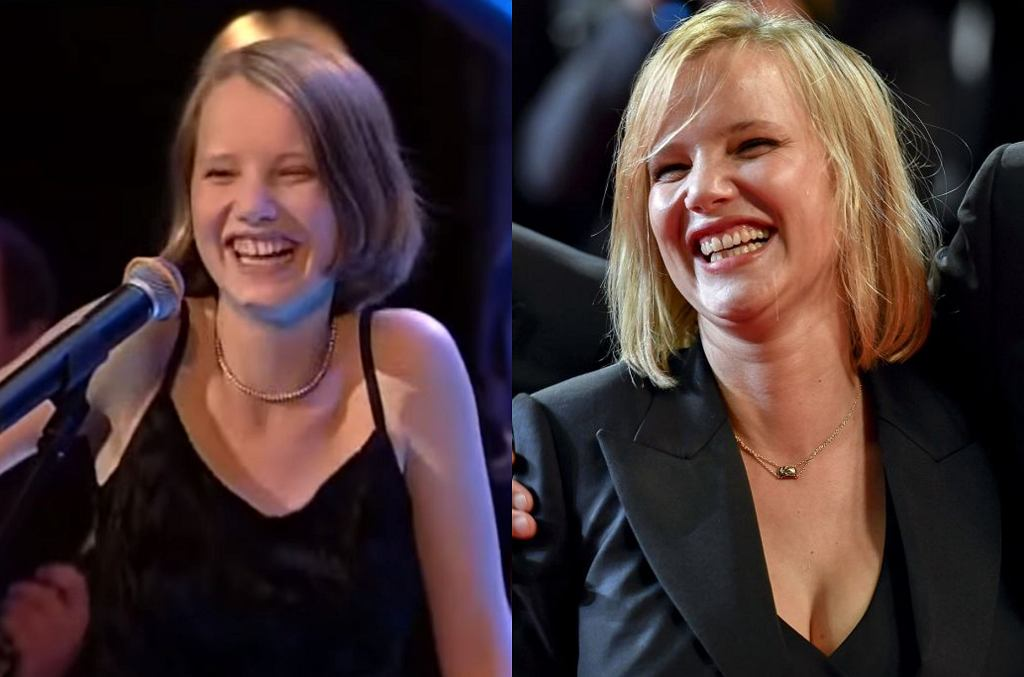 Joanna Kulig w 'Szansie na sukces'