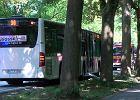 Atak nożownika w autobusie w Niemczech