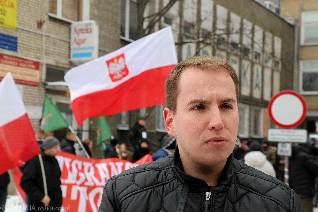 Poseł Adam Andruszkiewicz