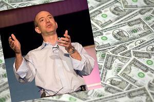 Jeff Bezos najbogatszym człowiekiem we współczesnej historii. Ma ponad 150 mld dolarów
