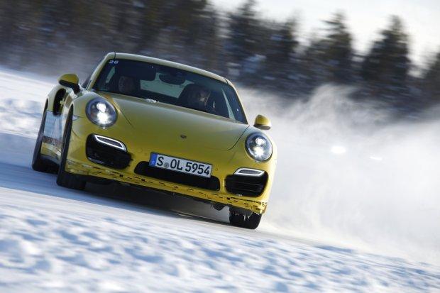 Porsche Driving Experience | Snow & Ice | Sztuka �lizgania