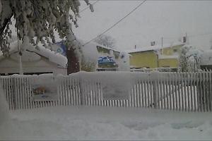 Kwietniowy atak zimy w Częstochowie