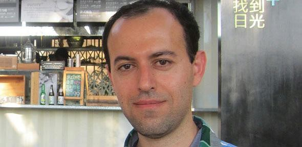 Caucher Birkar, profesor matematyki Uniwersytetu Cambridge