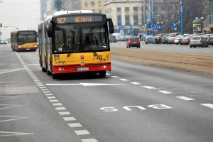 """Likwiduj� buspas na Prag� na Poniatowskiego. """"Nie sprawdzi� si�"""""""