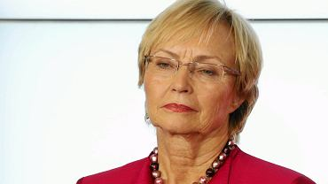 Lena Kolarska-Bobińska, ministra nauki