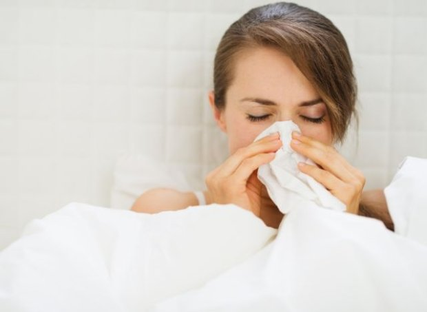 O czym nas informuje wygl�d wydzieliny z nosa?