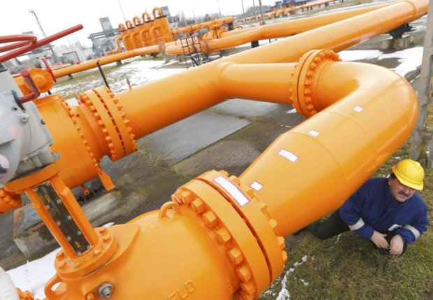 """Ukraina przestanie kupowa� rosyjski gaz. """"Rosja musi zej�� poni�ej 250 USD"""""""