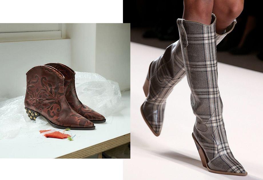 642a16eea5c11 Damskie buty jesienne 2018. Aktualne trendy na chłodniejsze dni