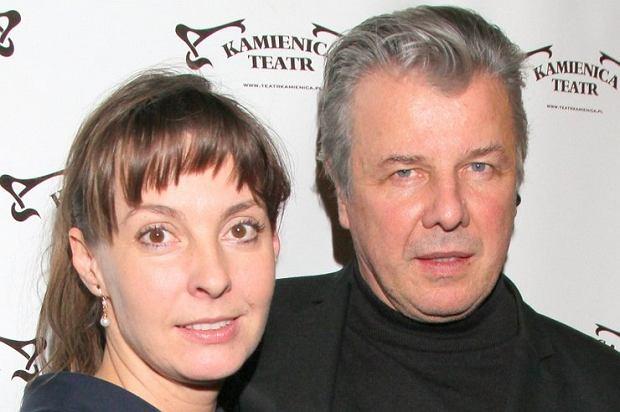Justyna Sieńczyłło i Emilian Kamiński
