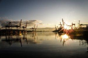 Bieda w Rosji straszy polskie porty. Mniej przeładunków kontenerów