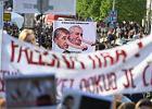 Czeska wojna na szczycie. Dziesiątki tysięcy osób protestowało przeciwko rządowi i prezydentowi