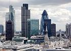 London City, centrum finansowe w Londynie