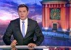 """""""Wiadomości"""" upadają coraz niżej. Łączą zabójstwo działacza PiS i Czarny Protest"""