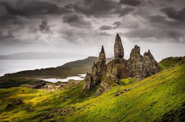Zobacz i zr�b koniecznie na wyspie Skye