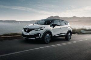 Renault Kaptur | Nowy rosyjsko-francuski SUV [Pierwsze zdjęcia]