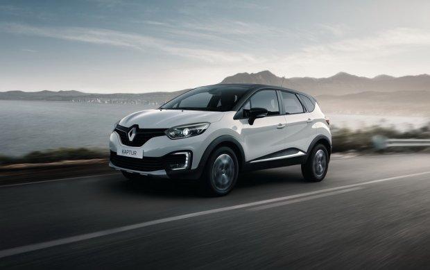 Renault Kaptur | Nowy rosyjsko-francuski SUV [Pierwsze zdj�cia]