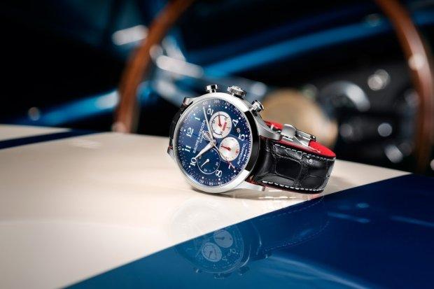 Baume & Mercier Capeland Shelby Cobra | Szwajcarski ho�d legendzie