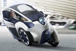 Salon Genewa 2013 | Toyota i-ROAD Concept