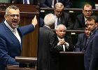 Nielegalne głosowanie, buczenie i tajemnicze gesty Kaczyńskiego. Najgorsze obrady Sejmu od wielu lat