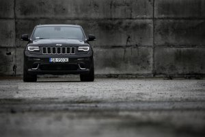 Jeep Grand Cherokee SRT8 | Test | American Psycho