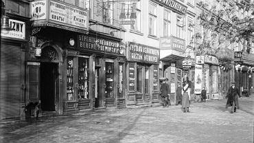 Krakowskie Przedmieście, 1911-1915 r.