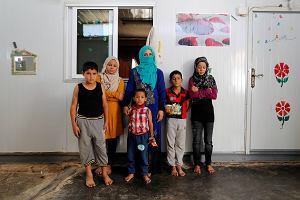 Więźniarki z kontenerów. Syryjki z jordańskiego obozu uchodźców