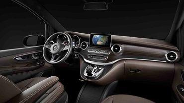 Mercedes V klasa - pierwsze zdjęcia