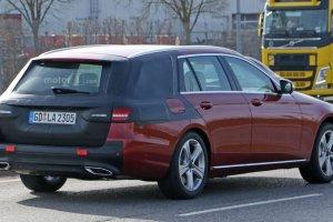 Prototypy | Mercedes klasy E kombi już 6 czerwca