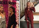 Gwiazdy na wielkim otwarciu Victoria's Secret w Warszawie! Jessica Mercedes w cekinach i elegancka Wieniawa