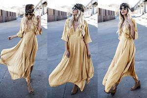 35bff3f080 Zwiewna sukienka - modele na co dzień i ważne okazje