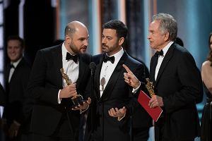 Wielka firma doradcza przeprasza za jedną z największych wpadek w historii Oskarów