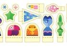 Wesołych Świąt! Wytnij sobie Google Doodle