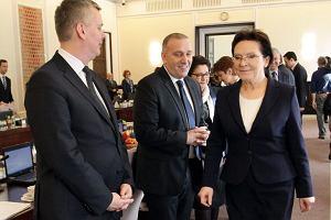 Gowin: Ka�dy nast�pny premier b�dzie gro�niejszym przeciwnikiem dla opozycji. Zw�aszcza Siemoniak