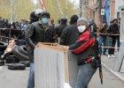Rosyjska telewizja: trzy osoby zgin�y w strzelaninie pod S�owia�skiem