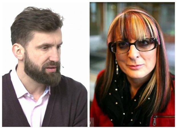 Kamil D�browski i Magdalena Jethon