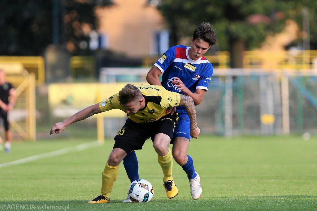 GKS Katowice - Podbeskidzie Bielsko-Biała (0:1)