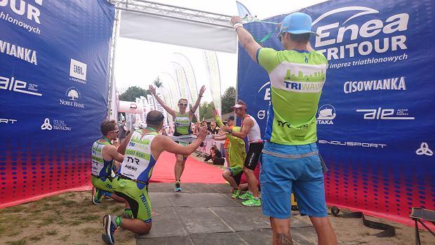 Prime Food Triathlon Przechlewo 2016