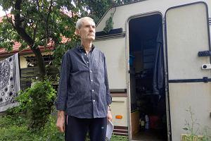 Pracownicy socjalni z Targówka wysłali chorego mężczyznę po pomoc do klasztoru